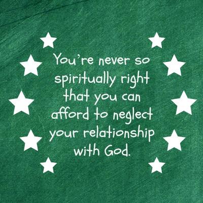 Seeking God