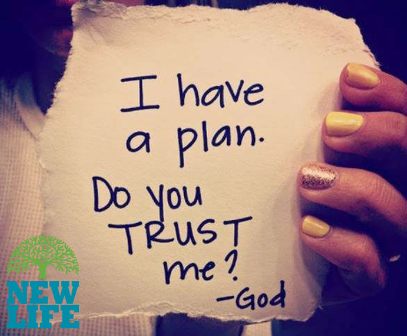 Trusting God With Your Tomorrows