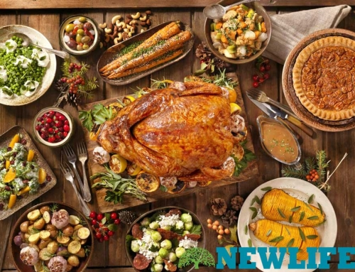 10 Tips for Smart Holiday Eating