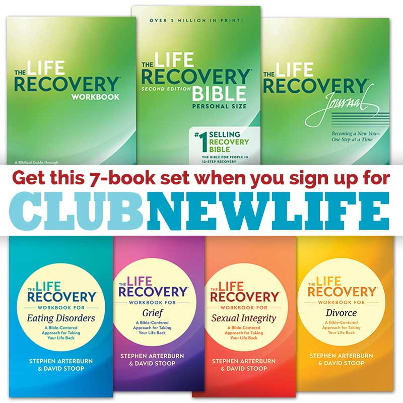 Club New Life Transformation Welcome Kit