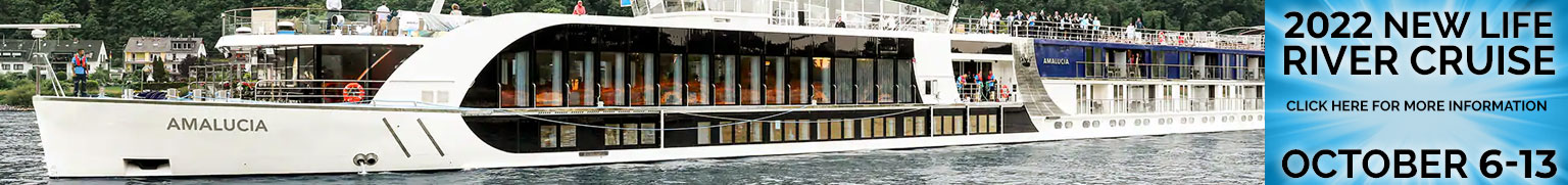 2022 New Life River Cruise