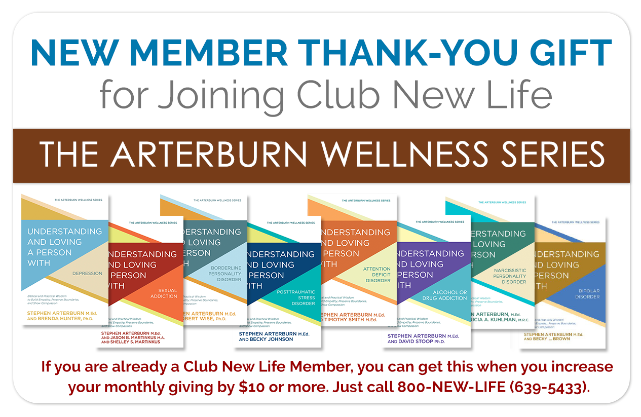 Club New Life Welcome Gift