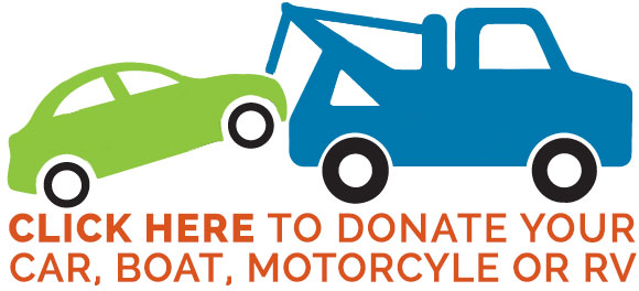 Donate your car, boat, truck, RV, Jet Ski or snowmobile to New Life Ministries and receive a tax deduction.