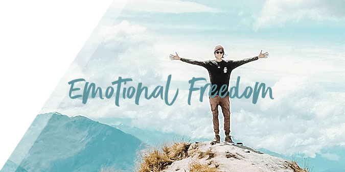 Emotional Freedom – Overcoming Emotional Roadblocks