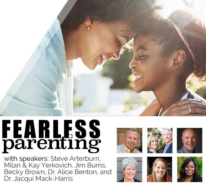 Fearless Parenting Workshop