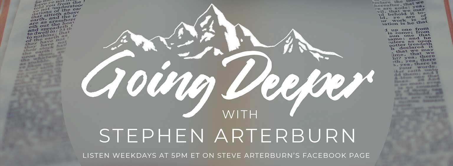 Quarantine Chats with Steve Arterburn