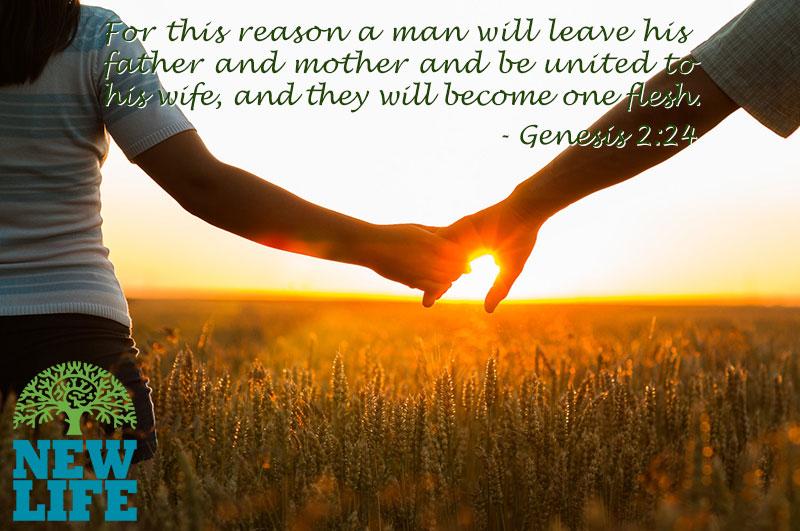 genesis-2-24 -A Good Marriage