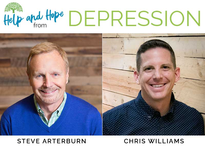 Help and Hope from Depression