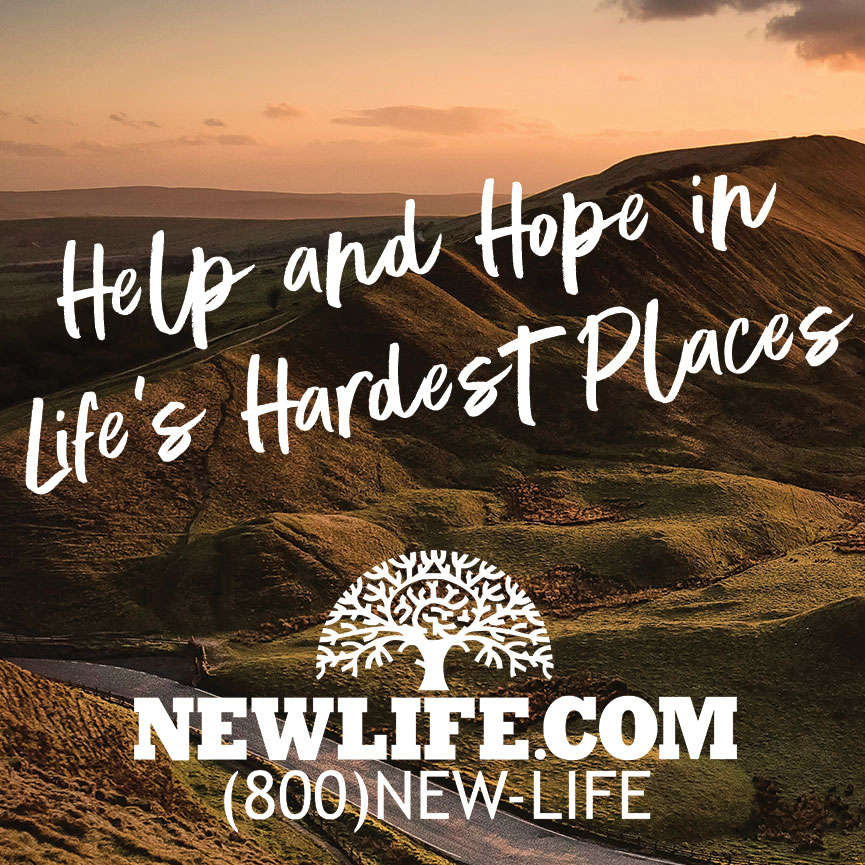 New Life Ministries provides help and hope in life's hardest places. Behind every sex addicted man is a betrayed wife. We can help you.