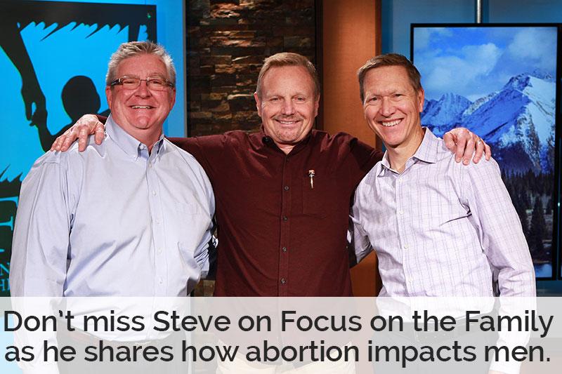 Steve Arterburn at Focus on the Family