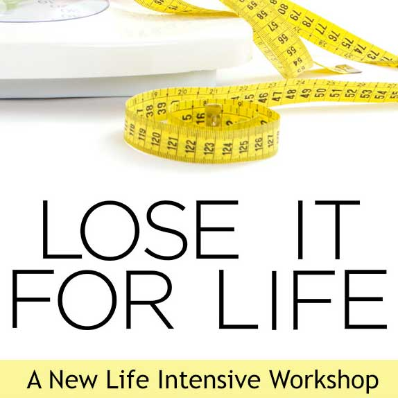 Lose it for Life - A weight loss workshop