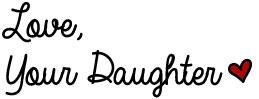 love-daughter