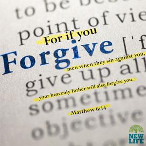 Matthew-6-14 - Love Forgives
