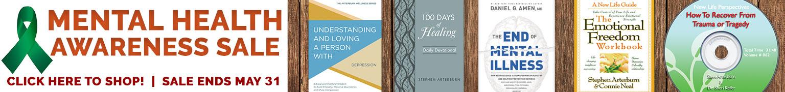 Mental Health Awareness Sale