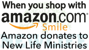 Amazon Smile Gives Back to New Life Ministries