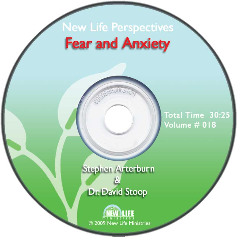 Fear and Anxiety - New Life Perspectives
