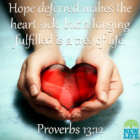 Proverbs-13-12 - Procrastination