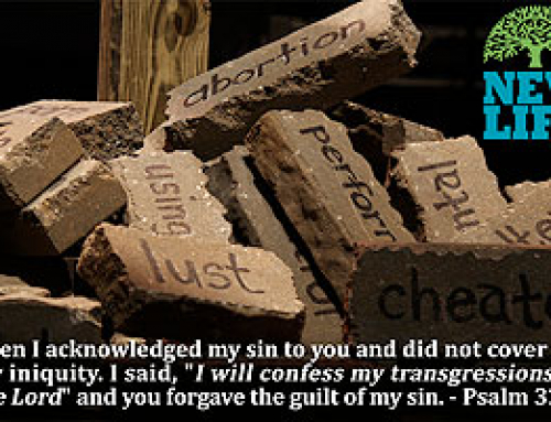 Freedom through Confession