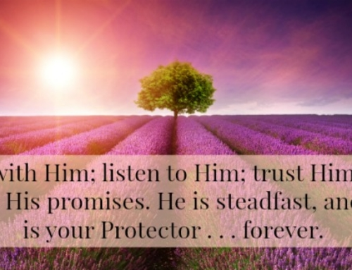 Trust in God's Promises